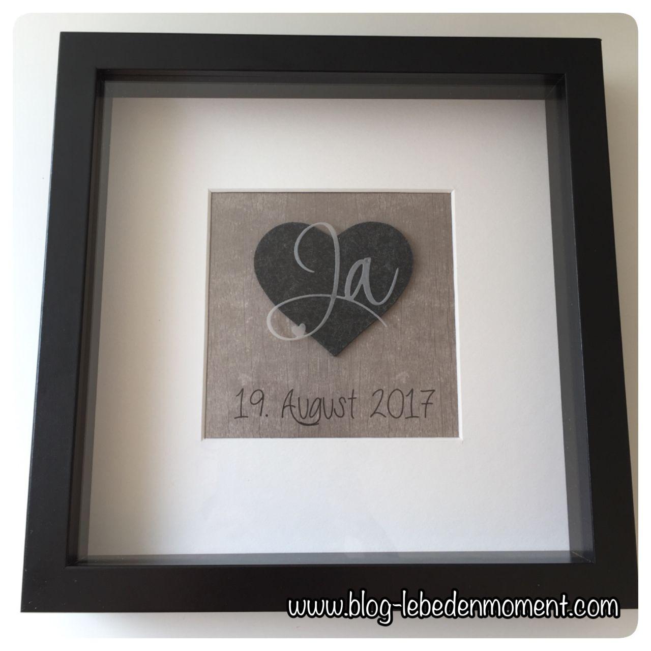 Bilderrahmen zur Hochzeit , Ribba Rahmen | DEEP BOX | Pinterest | Box