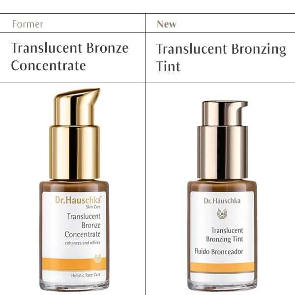 Translucent Bronzing Tint New Look And New Name Same Wonderful Ingredients Bronzing Translucent Tints