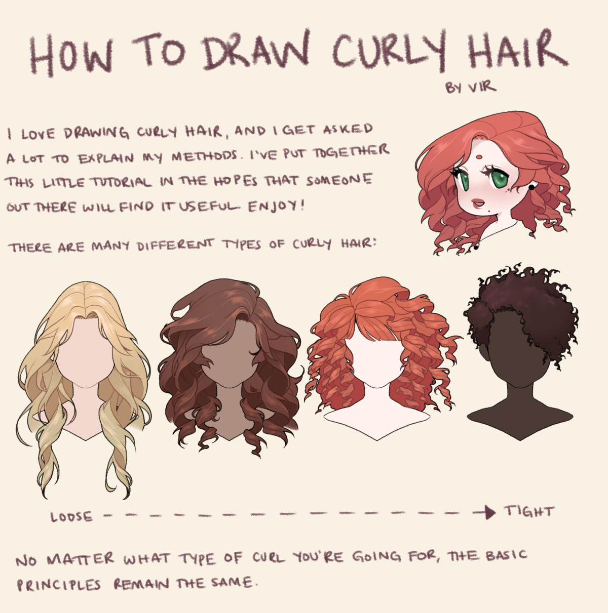 Drawing Hair Techniques In 2020 Drawing Reference How To Draw Hair Curly Hair Drawing