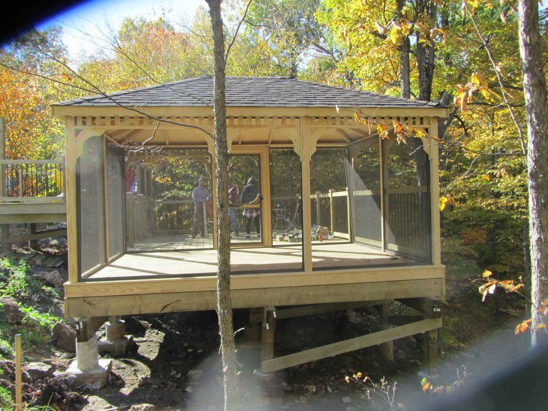 20+ 12x12 Pavilion Plans Pictures and Ideas on Weric