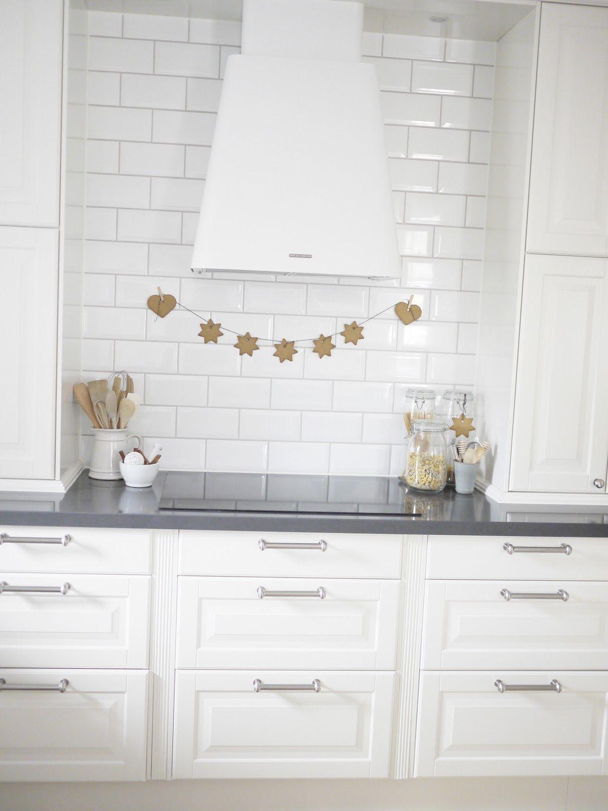 #Kitchen #white