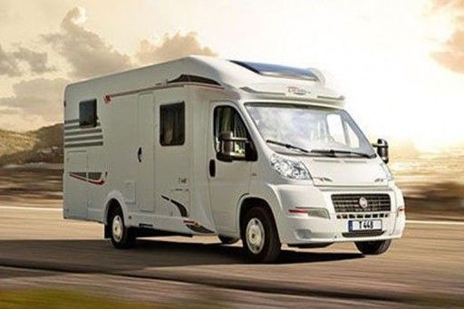 c490ec14fc campervan and motorhome rental in Spain. group b - hymer carado t-134 - motorhome  rental