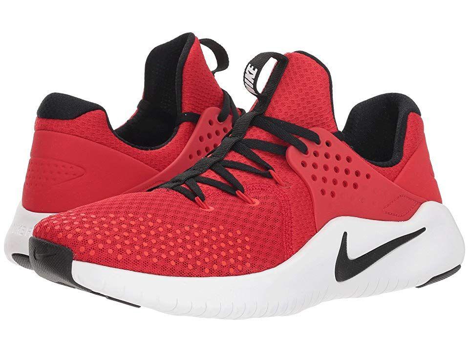 74290c49b694a Nike Free Trainer V8 (University Red Black White) Men s Cross Training Shoes