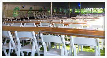 Fox Cities Party Rental Appleton Wi Tent Table