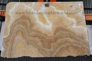 Best Italian Marble India PETRI BROWN ONYX MARBLE