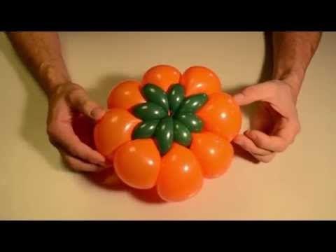 One balloon swan - twisting tutorial (Subtitles) - YouTube BALLON - halloween arts and crafts decorations