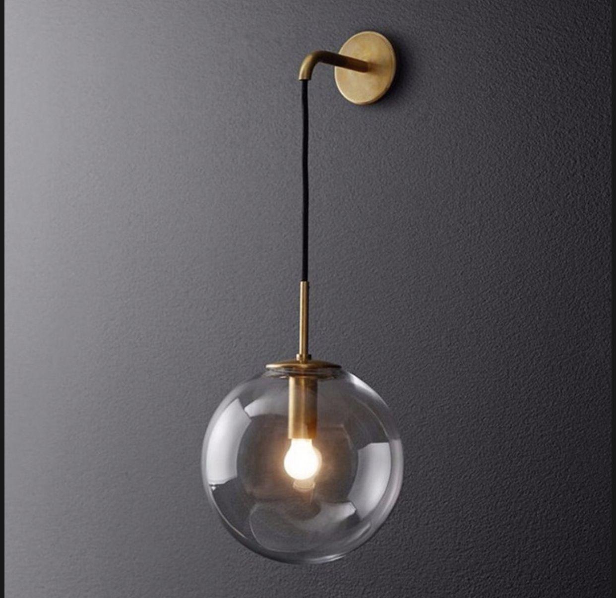 Pin De Roberto Bernal En Lighting Lamparas De Pared Modernas Iluminación De Pared Lámparas De Pared
