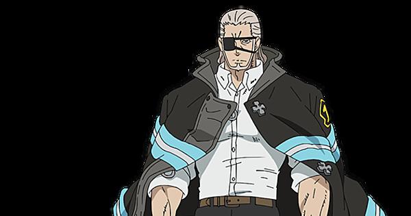 Fire Force Tv Anime Casts Taiten Kusunoki As Leonard Burns Personagens De Anime Bombeiro Rapazes
