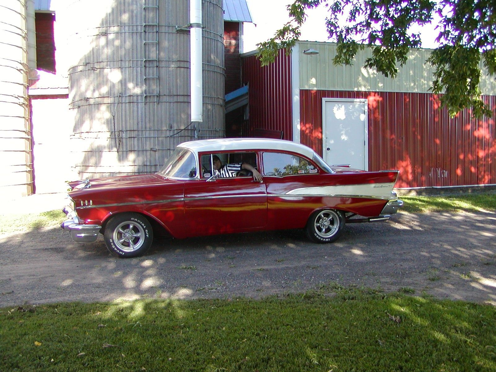 1956 bel air for sale submited images - 1957 Chevrolet Bel Air Picture Exterior