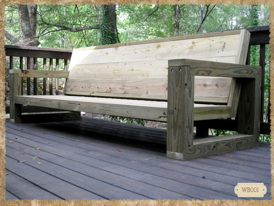Pin By Boutique Amp Caf 233 On Wooden Benches In 2019 Diy