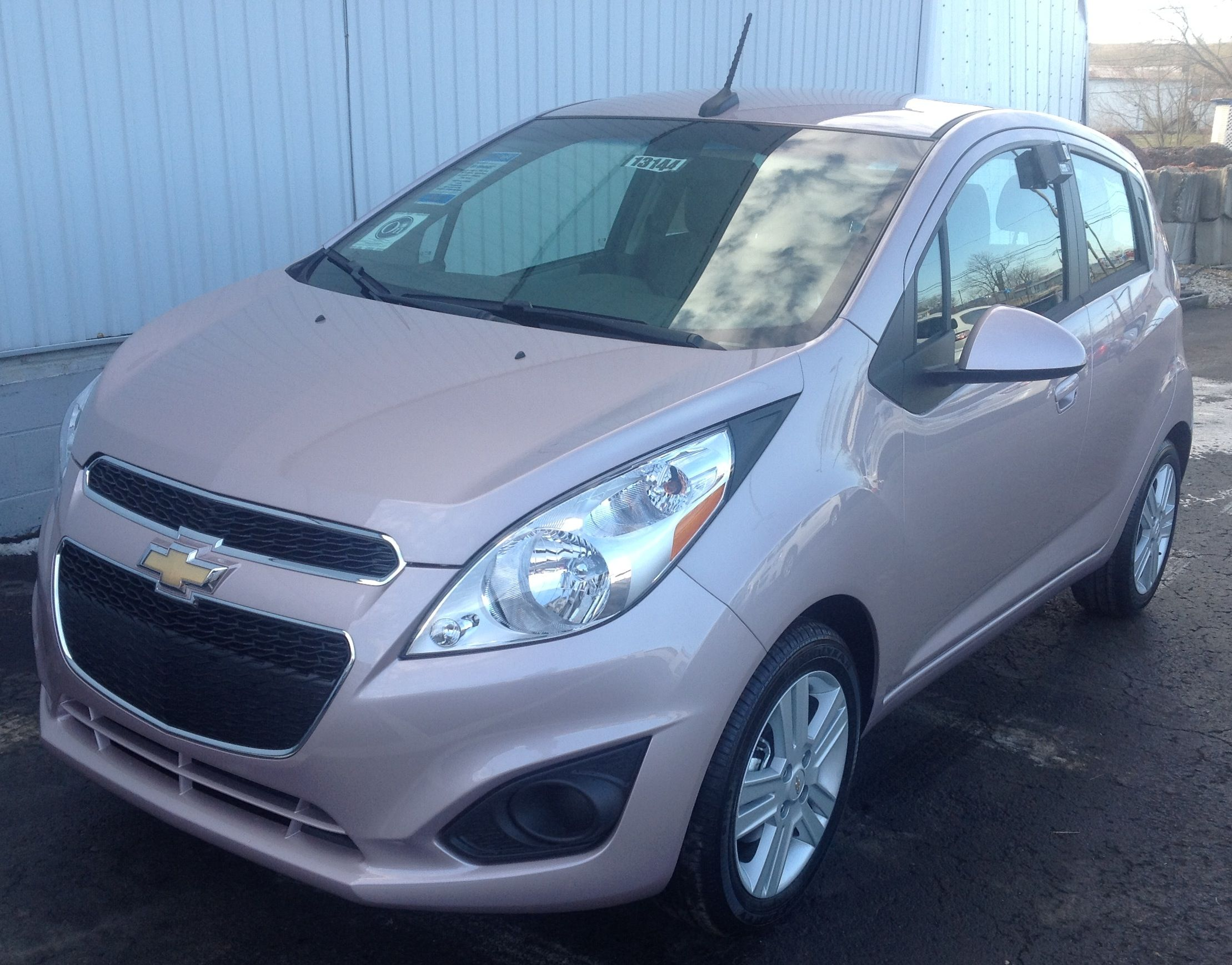 2013 Chevrolet Spark Audio System Am Fm Stereo With Seek And Scan And Digital Clock Includes Outside Temperature Displ Chevrolet Spark Chevrolet Audio System