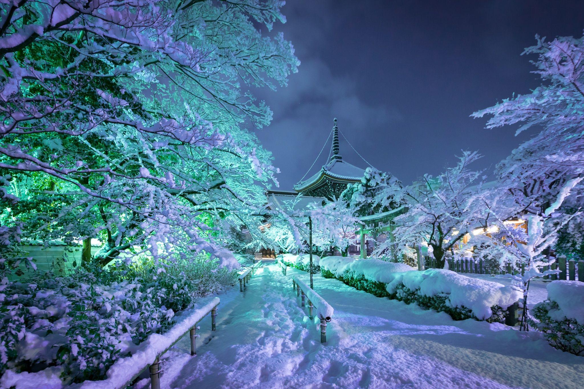 Honpoji Temple,Kyoto Japan by Shinya Murata on 500px
