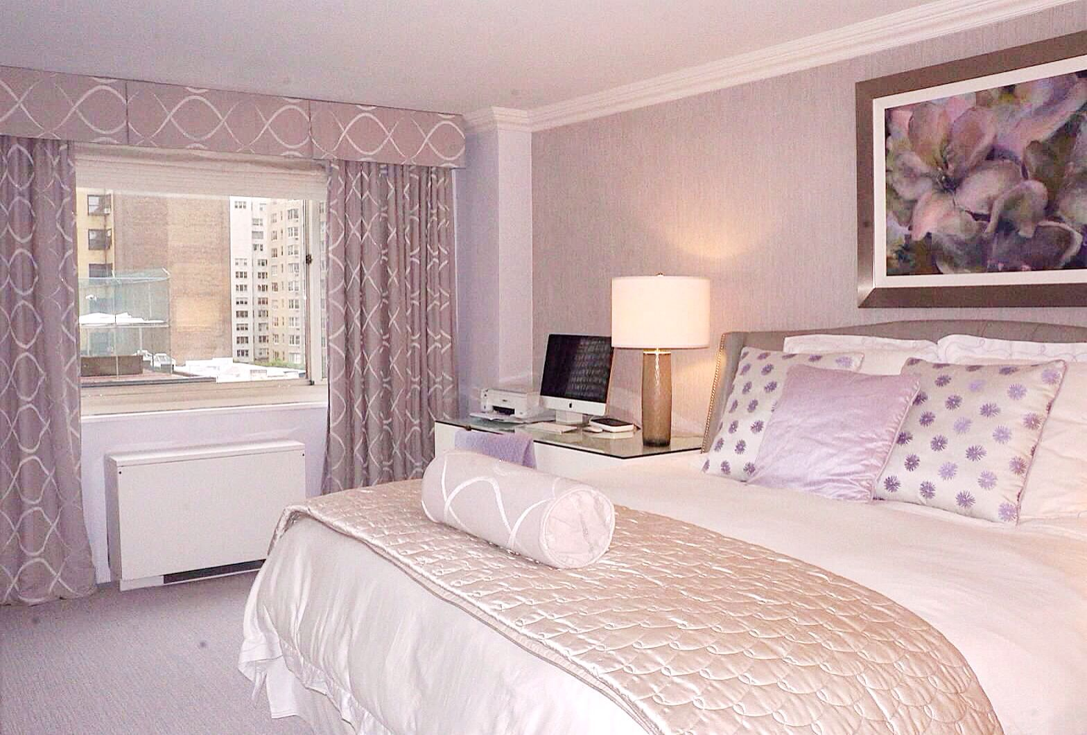soothing lavender master bedroom for the home pinterest