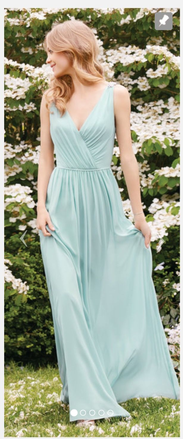 Hayley paige bridesmaid dress think straps summer color flow hayley paige bridesmaid dress think straps summer color flow ombrellifo Images