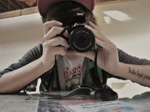 Boys - about camera