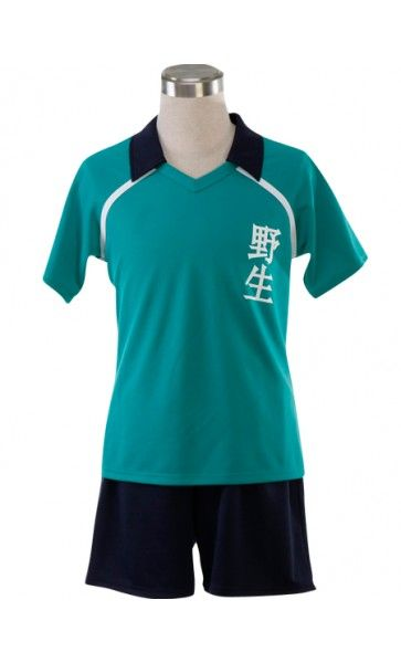 Inazuma Eleven Cosplay Yasei School Uniform Cosplay Outfits Costumes