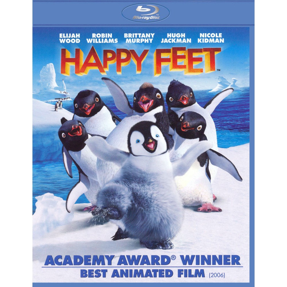 Happy Feet Blu Ray Movies Happy Feet Two Blu Ray Movies