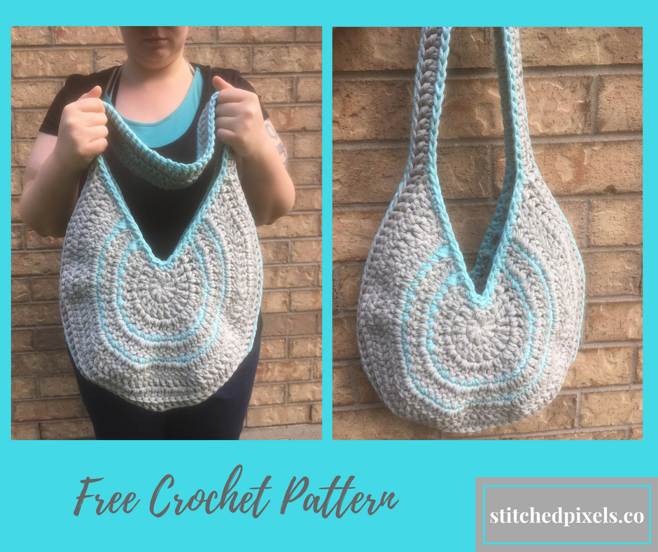 Free Crochet Pattern Use Bulky Cotton Yarn To Make A Beautiful