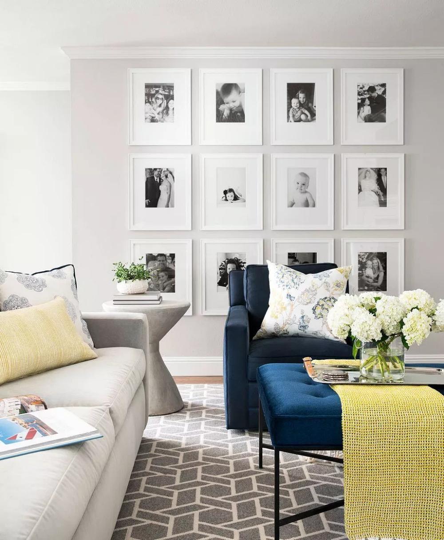 100 Transitional Living Room Decor Ideas 85 – Kawaii Interior
