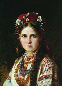 ukrainan naiset