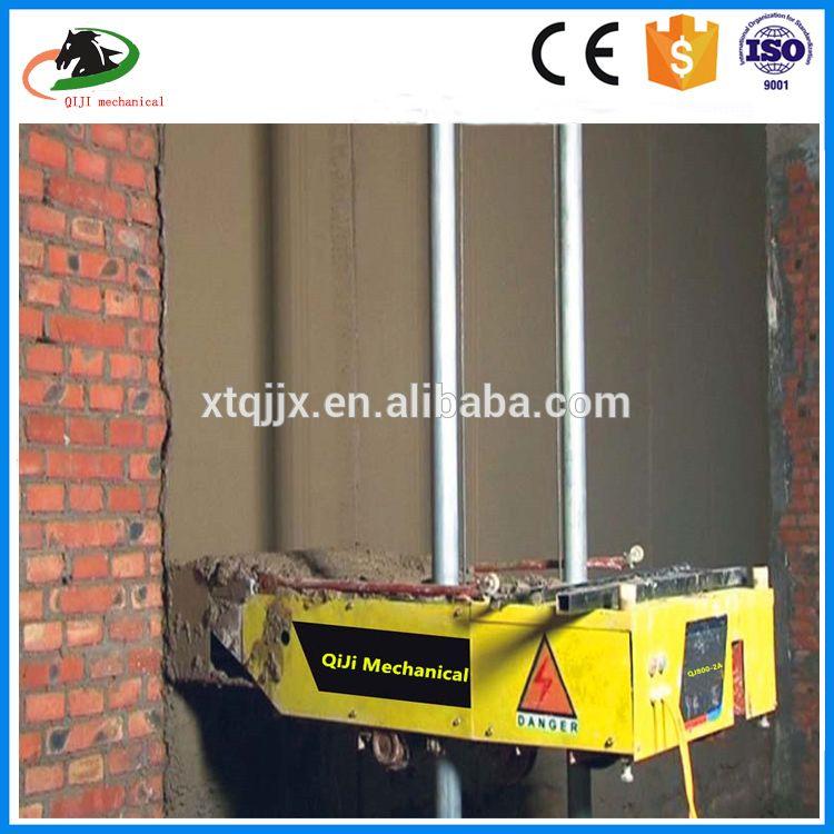 2017 China Supply Metope Finishing Machine Wipe The Wall Machine Wall Plastering Machine For Sale Kỹ Thuật