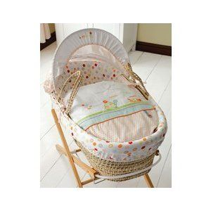 East Coast Nursery Sketchbook Pooh Moses Basket - the size of the basket in general is very good, handles are strong via http://www.amazon.co.uk/dp/B0049AL51A/?tag=pinterest0bc-21