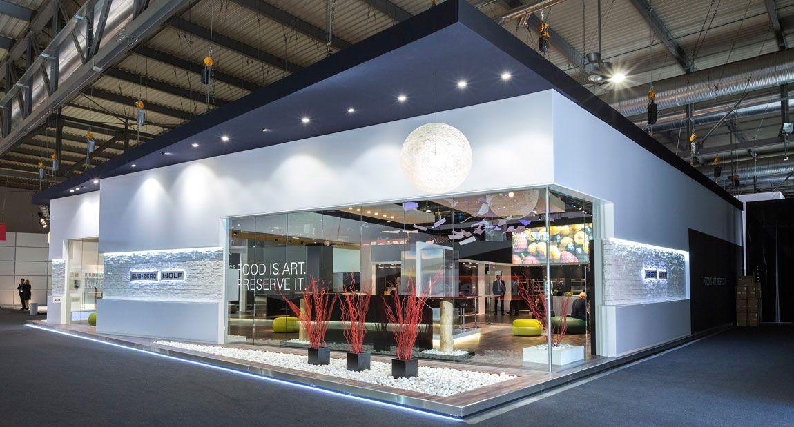 Corner Exhibition Stands Zero : Image result for sub zero refrigerator exhibition