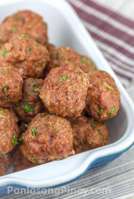 Easy Meatballs Recipe Recipe Meatball Recipes Easy Meatballs Easy Lamb Meatball Recipe