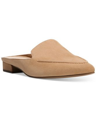 Franco Sarto Sela Pointed Toe Slip-On Loafer Mules - Mules & Slides - Shoes  - Macy's