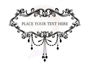 Chandelier black ornate classic antique victorian frames clip art chandelier black ornate classic antique victorian frames clip art aloadofball Image collections