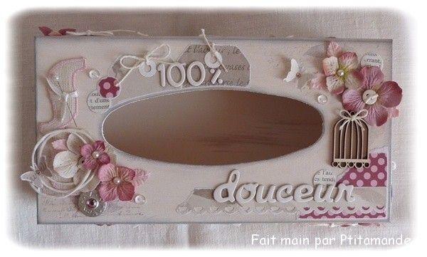 Bo te mouchoirs 2 cadeaux pinterest mouchoirs bo tes et boite - Boite de mouchoirs personnalises ...
