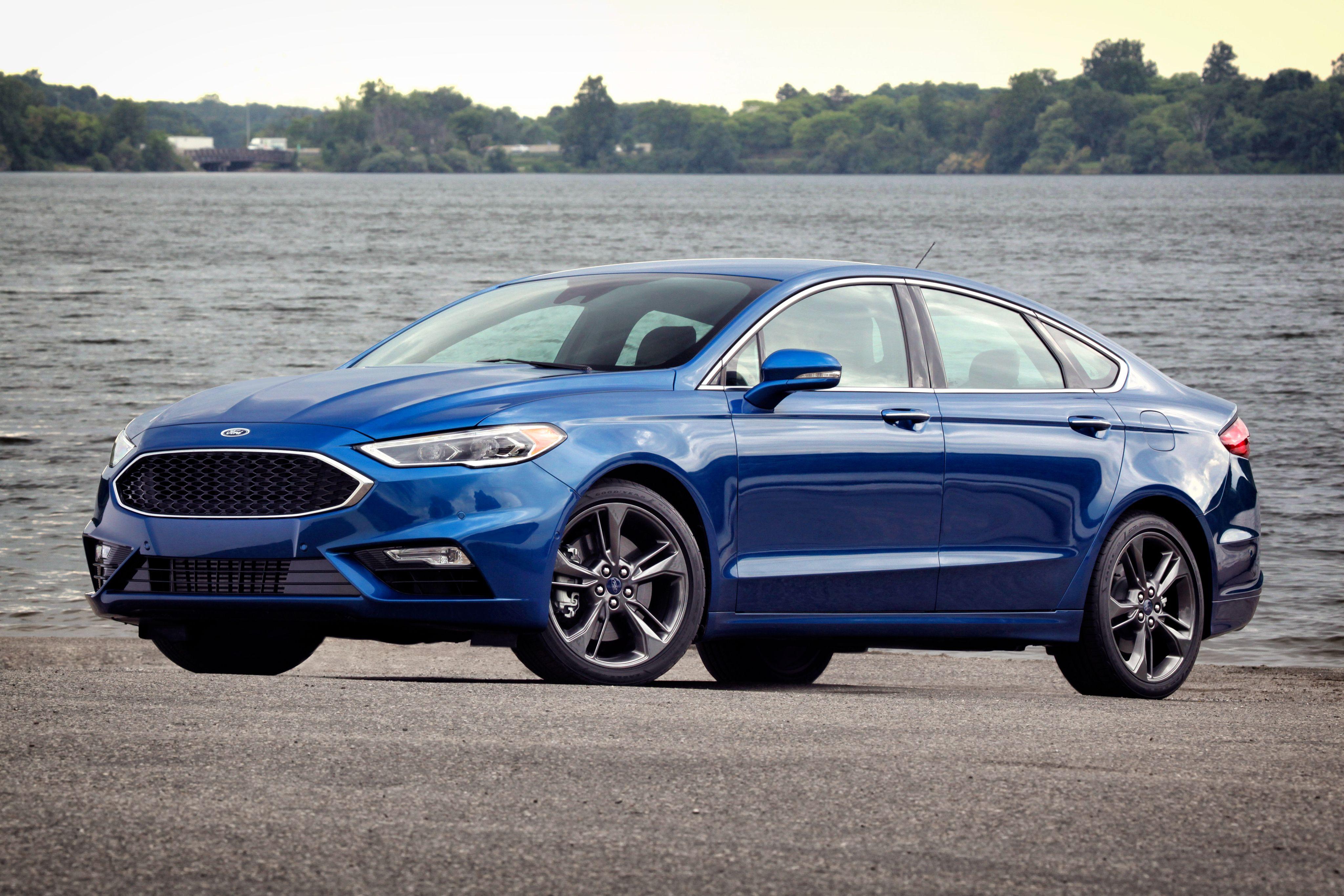 2017 Ford Fusion Sport Ford Fusion Car Ford Sports Sedan