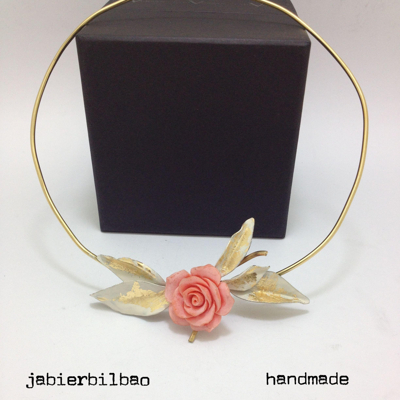 gargantilla SS13. Necklace SS13 Handmade.