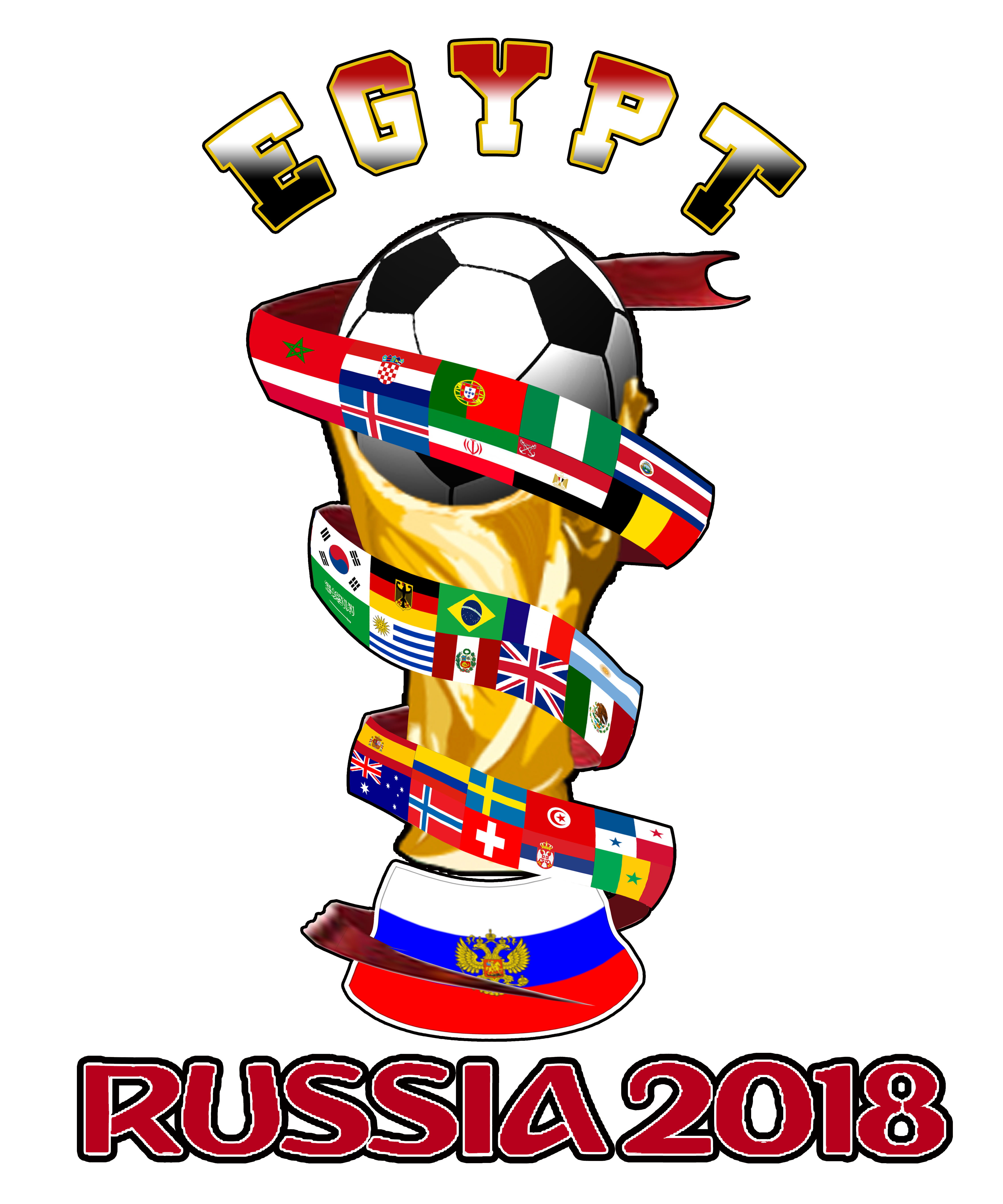 Cool Egypt World Cup 2018 - 7ac1e0d63b8cb1ad405540ff1f02612f  Perfect Image Reference_123373 .png