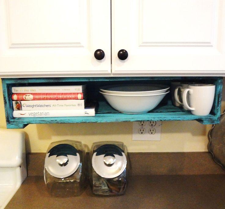 Attractive Lovely Under Kitchen Cabinet Storage