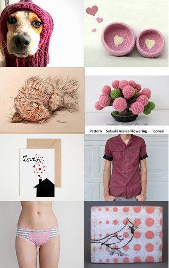 Little hearts. by Shani Jacobi on Etsy--Pinned with TreasuryPin.com