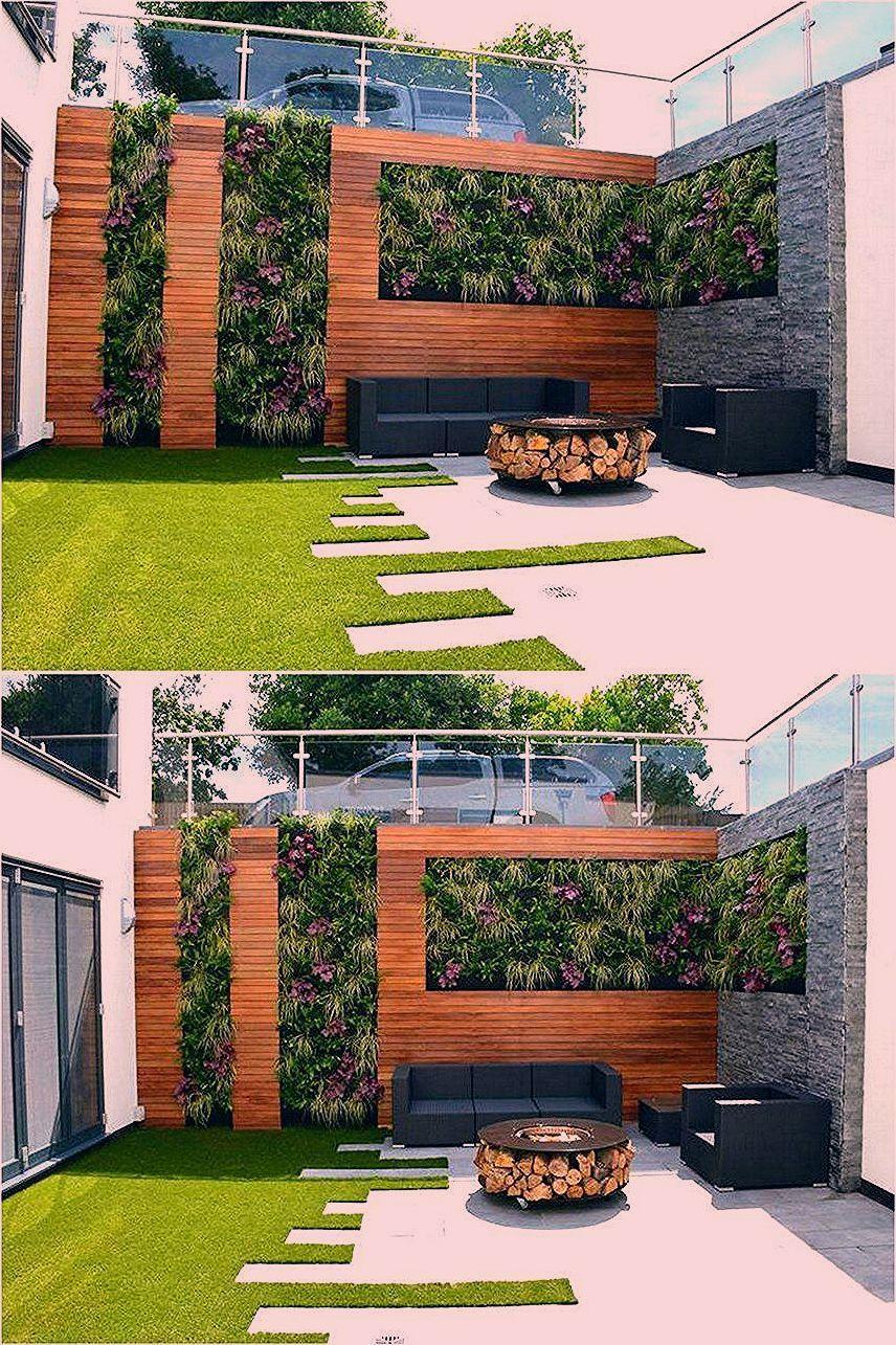 Breathtaking Vertical Garden Design Ideas