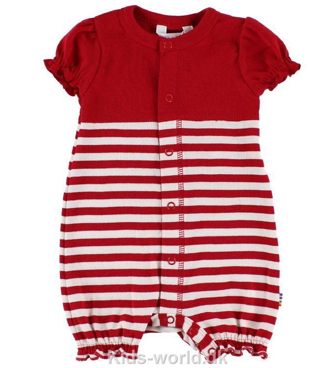 93f888e42a63 Joha Sommerdragt - Rød Hvid - Børnetøj med fri fragt.