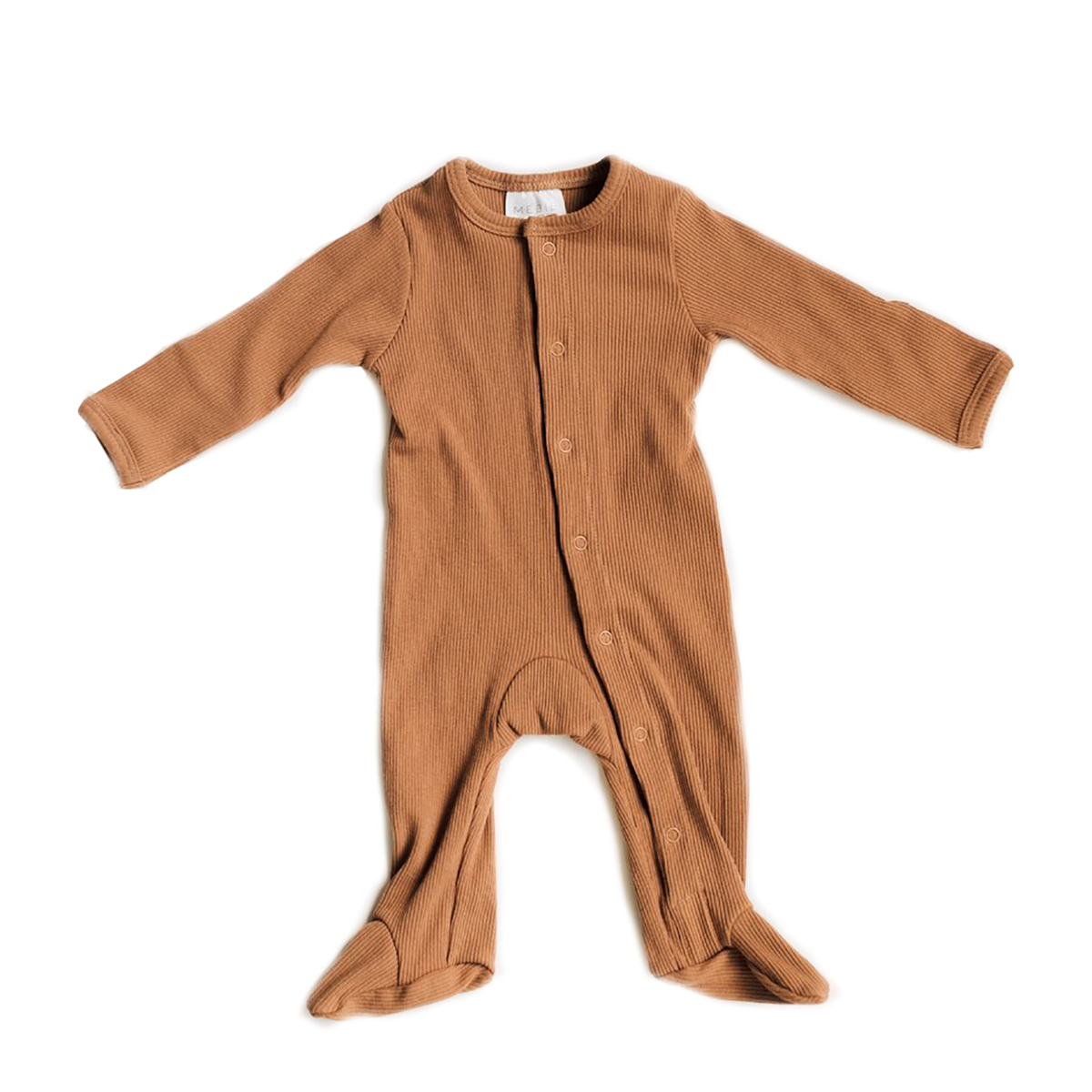 2f7708b37 Ribbed Footed One Piece - Sand | Kids | Mebie Baby | One piece, Toddler  outfits, Kids fashion