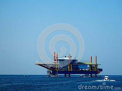 Offshore Drilling Platform - Download From Over 24 Million High Quality Stock Photos, Images, Vectors. Sign up for FREE today. Image: 31846122