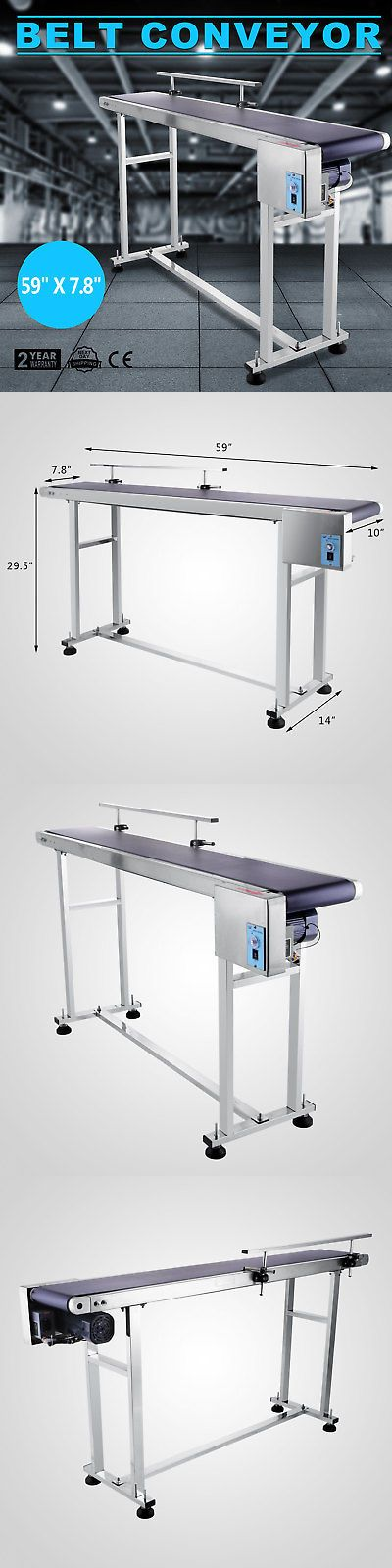 Belt Conveyors 131199: Top-Grade Conveyor 110V Powered