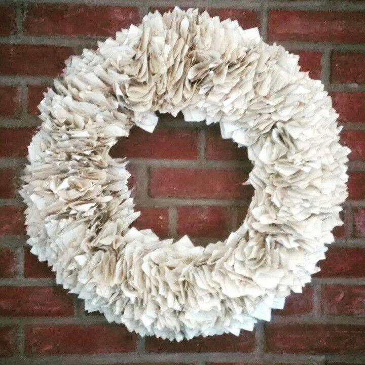 Www Fotoventasdigital Com Diy Burlap Wreath That Folding: Alte Bücher, Blumen Basteln