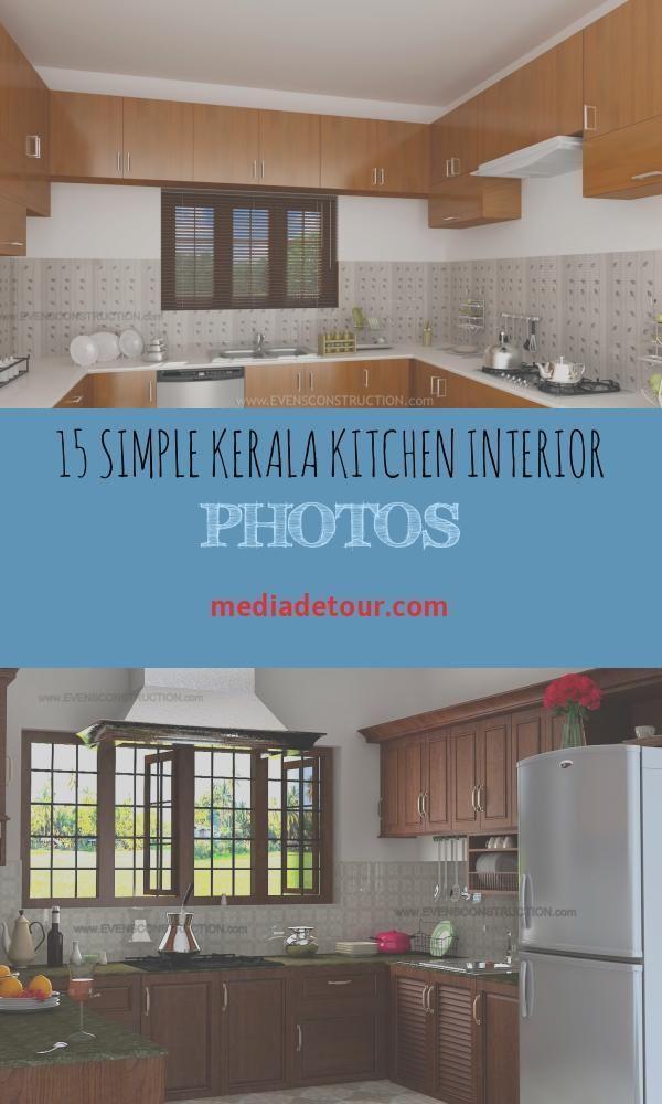15 simple kerala kitchen interior photos