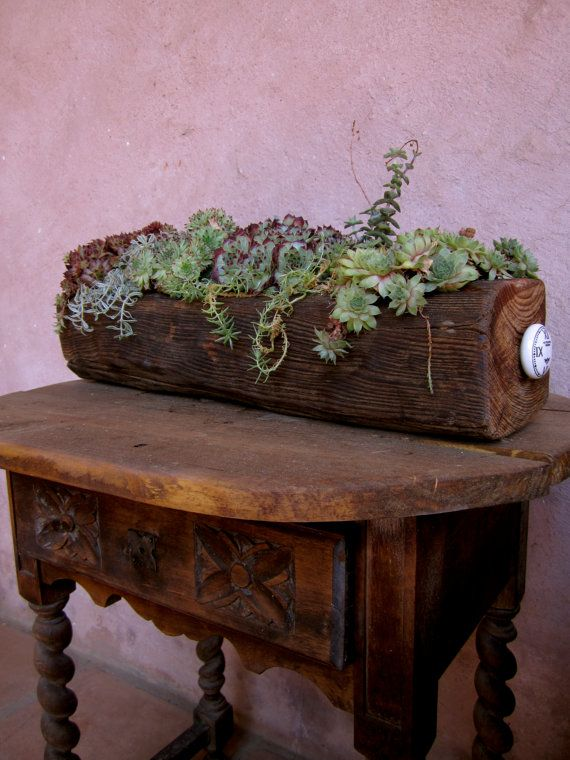 unique succulent wooden planter wooden planters on easy diy woodworking projects to decor your home kinds of wooden planters id=22836