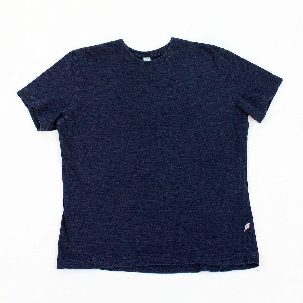 Pure Blue Japan Indigo T-shirt
