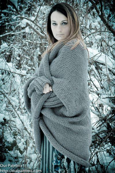 Infos modèle tricot gilet grosse laine. Trouvez rapidement l'inspiration nécessaire pour tricoter grâce à des modèles tendances, voici une galerie modèle tricot gilet grosse laine.