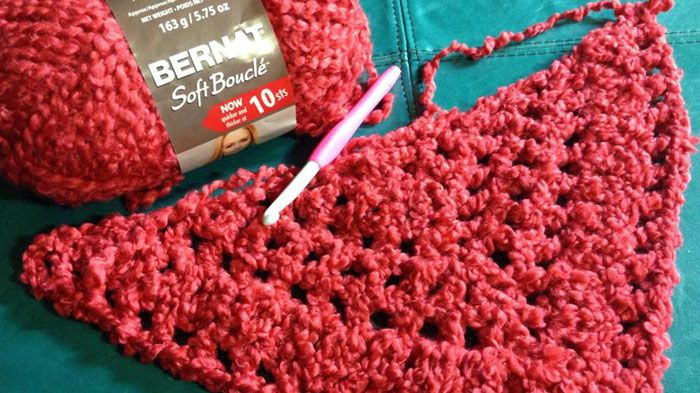 Assorted Boucle\' Crochet Patterns