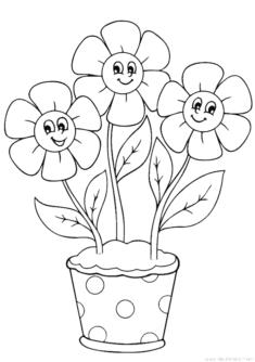 Cicek Boyama Sayfasi Okuloncesitr Preschool 2020 Boyama Sayfalari Mandala Boyama Sayfalari Mozaic Sanati