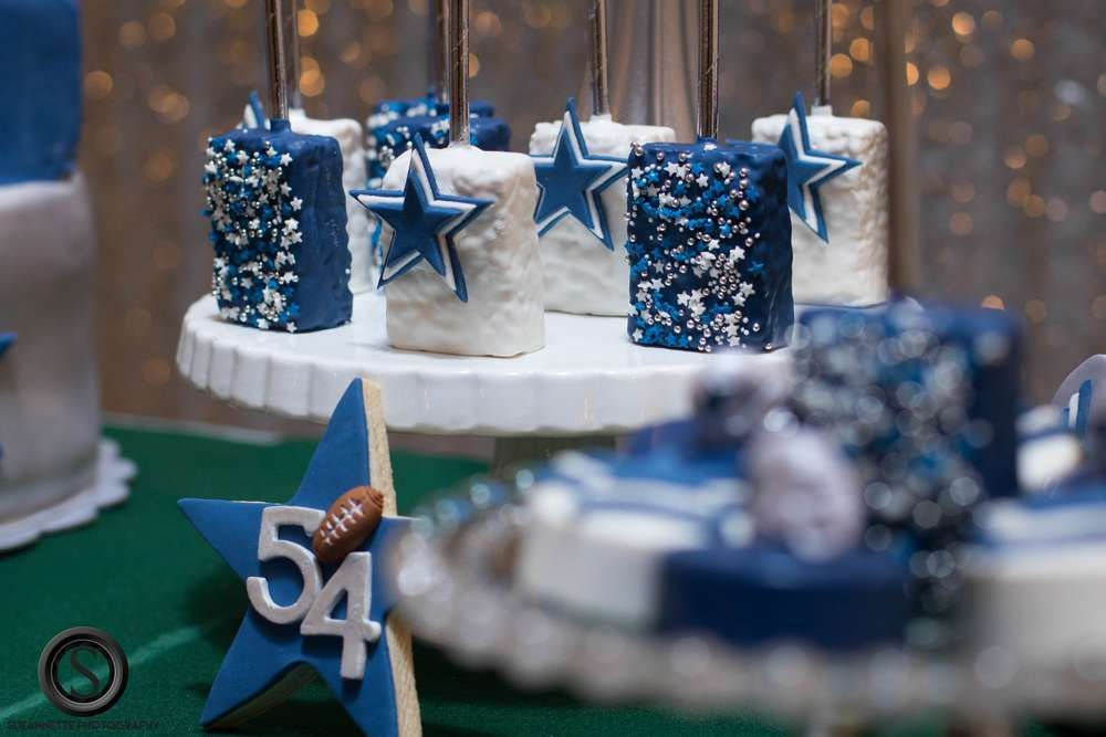 Dallas Cowboy Theme Baby Shower Party Ideas Party Ideas Football