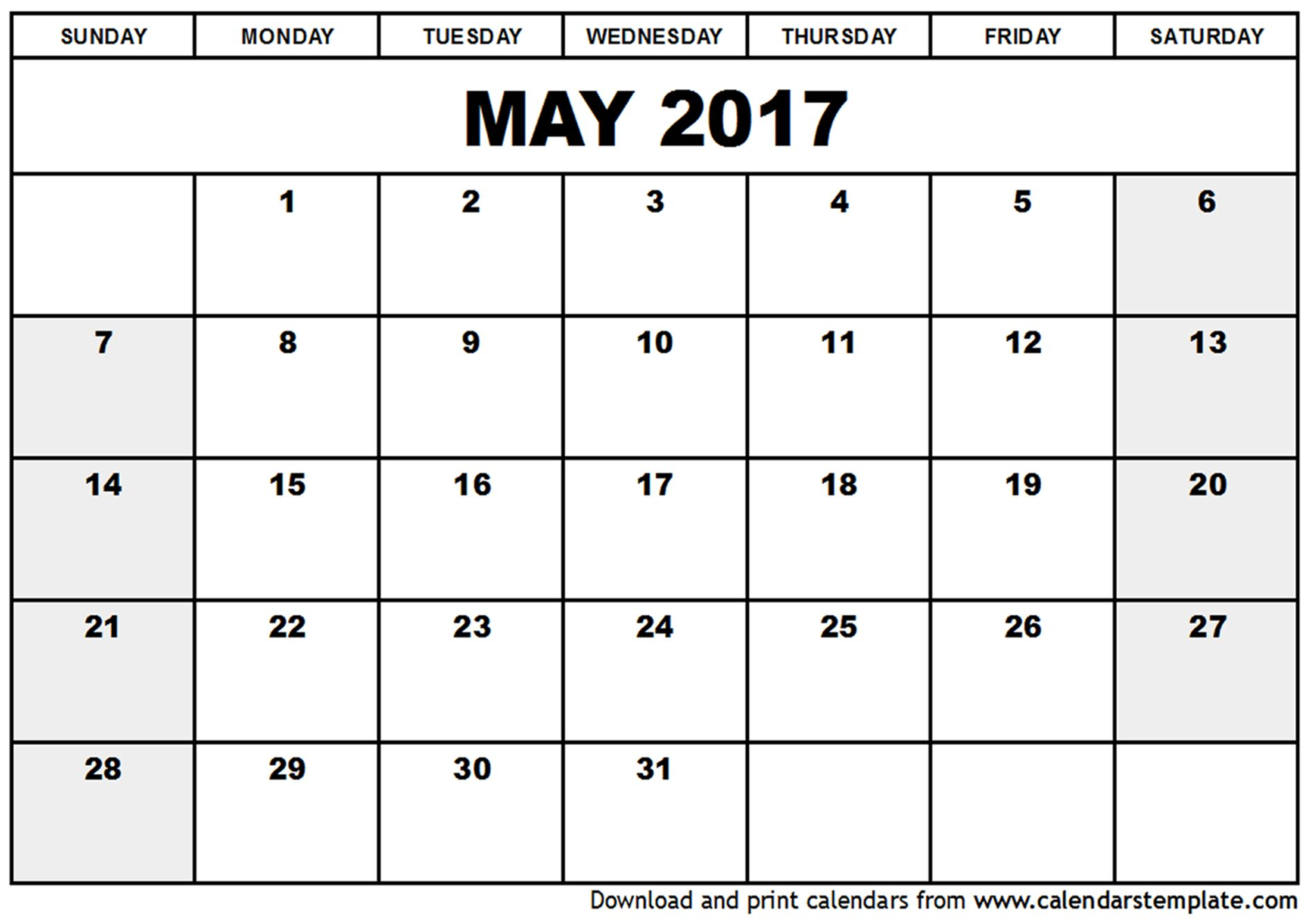 Free Printable Calendars   These Calendar Templates Are Also